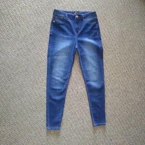 Celebrity Pink Women's Sz 9 Skinny Jeans